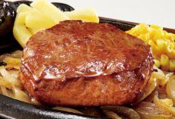 炭焼きやわらかランチステーキセット