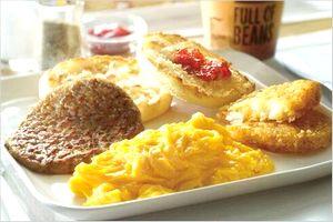 朝マックの価格