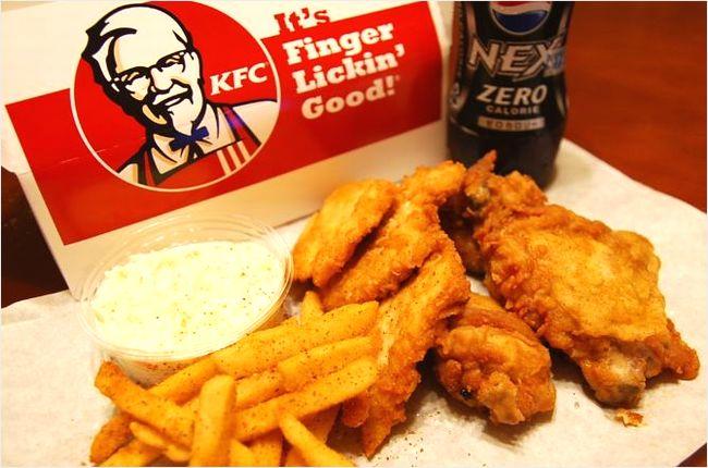 KFC カロリー