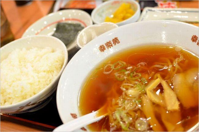 【幸楽苑】 朝定食メニューが話題!! 値段や時間帯は?