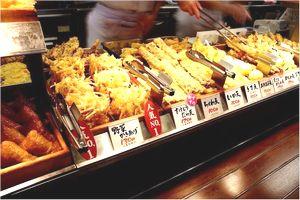 丸亀製麺の天ぷら