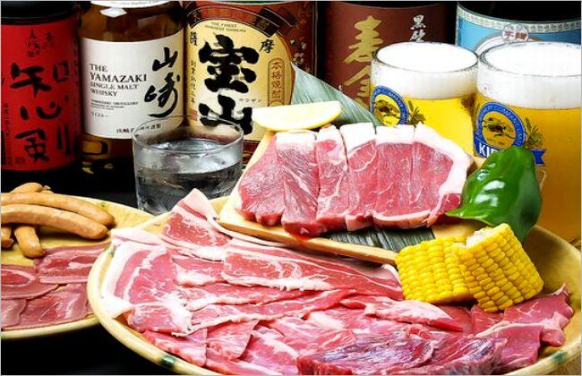【焼肉いちばん】 ランチ食べ放題の時間やメニュー、料金はこちら