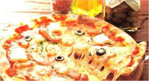 ジョリパのピザ