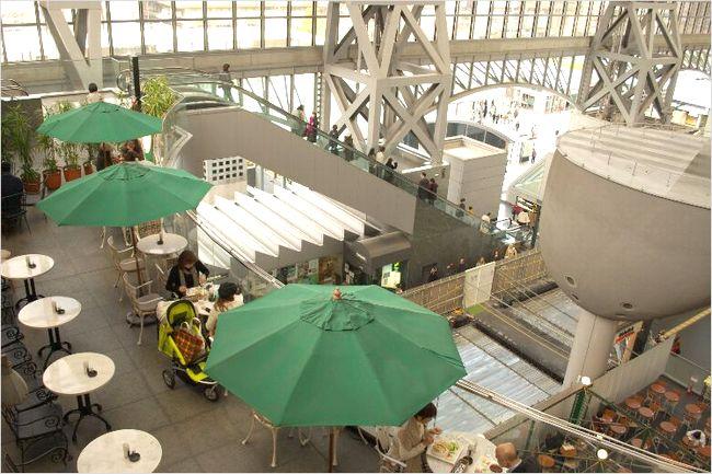京都駅ビル ランチ