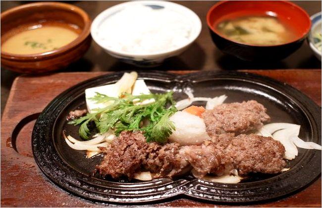 【牛庵】 ランチに食べ放題が人気!! 時間やメニューは?