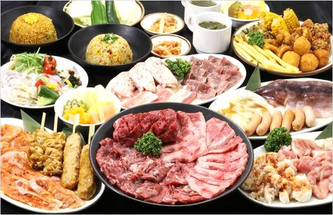 【焼肉ウエスト】 ランチに食べ放題が人気!! メニューや値段は?