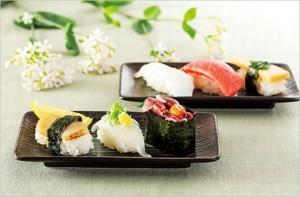 お寿司のメニュー