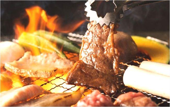 【安安】 焼肉食べ放題のメニューや値段について