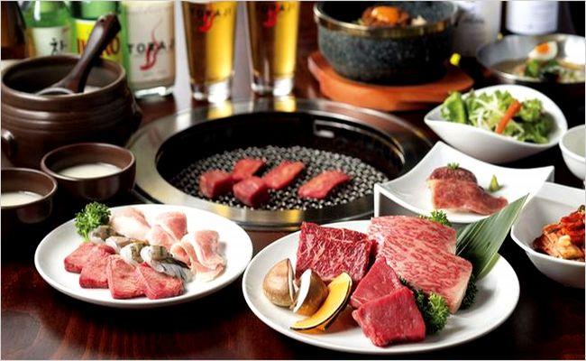 【焼肉トラジ】 食べ放題のメニューや値段は?