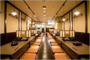 博多もつ鍋専門店浜や 店舗