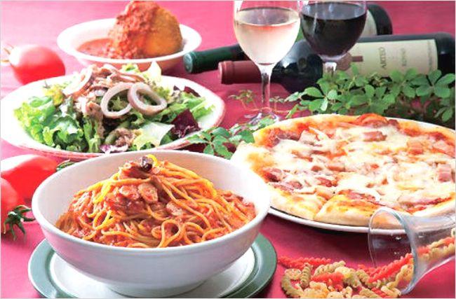 【カプリチョーザ】人気メニューや口コミは?イタリア料理ならココ