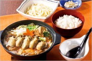 牡蠣の味わい味噌仕立て鍋セット