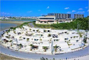 ウミカジテラスのランチで沖縄を満喫しよう!無料シャトルバスも便利♩